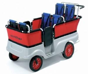 6-persoon-bolderwagen